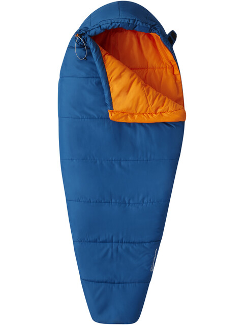 Mountain Hardwear Bozeman Adjustable - Sac de couchage Enfant - Regular bleu